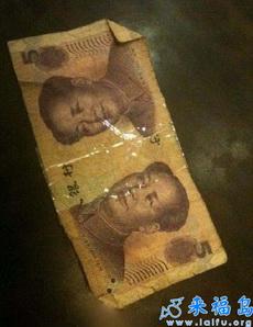 昨晚去超市找给我的5元钱太坑爹了!