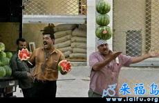 你们是在卖西瓜吗?感觉怎么是在玩杂技!