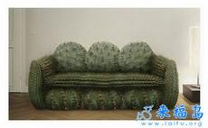仙人掌沙發給你坐