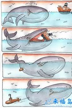 原来潜水艇是你发明的