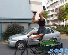what a amazing acrobatics