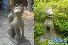 這個雕塑設計的也太弱爆了吧