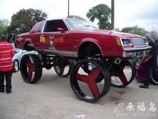 这个车子太容易翻车了吧