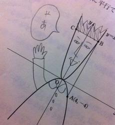 Es este el examen de matemática o de arte?
