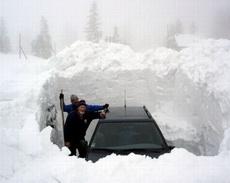 好大的雪,这可怎么开车