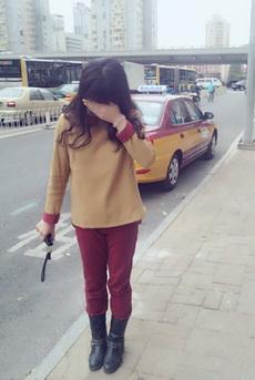 和taxi撞衫了!