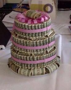 """这""""蛋糕""""看起来好值钱"""