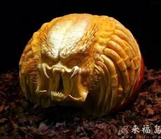 Predator pumpkin
