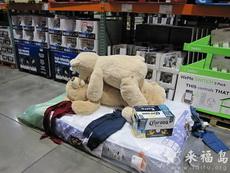 原本可爱的泰迪熊,就这么被毁了