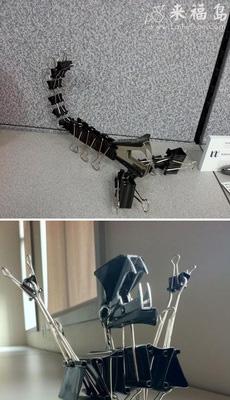 办公室里出没的怪物