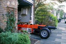 隔壁老奶奶的跑车