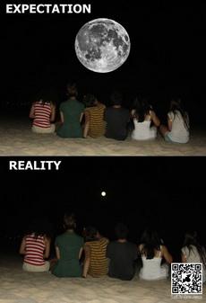 看满月这事的理想与现实