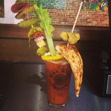 One Hell of a Bloody Mary!