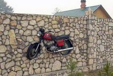 一面有故事的墙