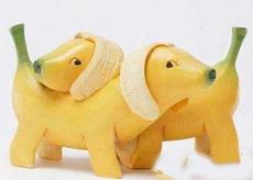 谁说香蕉不能萌萌哒?
