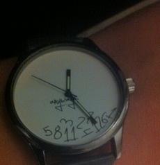 这手表TM真的不是在逗我?