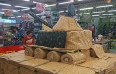 这是坦克吗