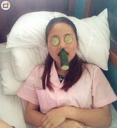 护士你这样还是天使吗