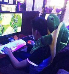 带着我的忍者神龟,杀你们个片甲不留!