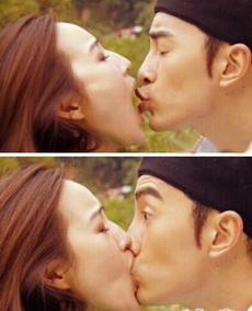 大概是最逗比的接吻方式