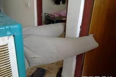 一台空调一条裤子=两个房间的凉爽