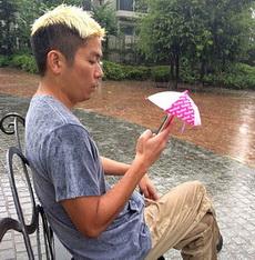 下雨,我有伞