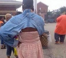 牛仔裤还可以这么穿