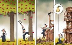 只是想吃梨子了