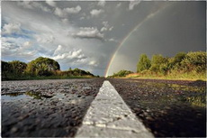 这是一条通往天堂之路!