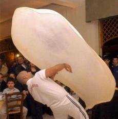 正宗印度飞饼