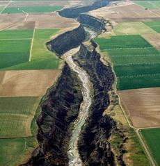 地球的裂缝