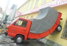 卡车兄弟是喝醉了