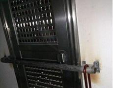 据说这是世界上最安全的防盗门