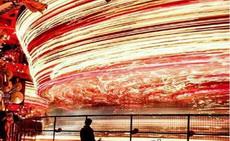 超長時間曝光拍下的旋轉木馬…這爆棚的中二酷炫感
