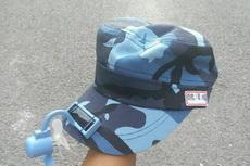 军训时偷偷在帽子上装太阳能电风扇,会被教官打死么