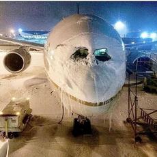 飞机保养之贴面膜!