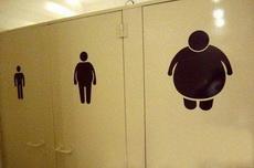 按体重使用便池