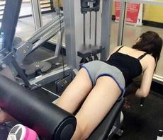 来健身房的目的