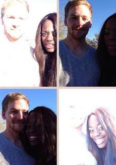 跨越种族、肤色的爱情有时会断送在照相下