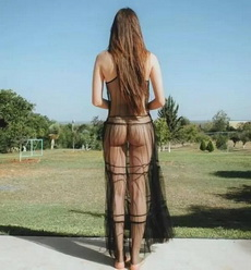 喜欢这样的裙子