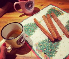 听说辣条和下午茶很配哦!