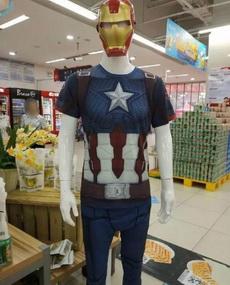 美国队长也需要安全感的