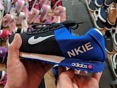 新买的鞋,我是不是买到假货了!