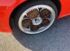 这轮胎是不是有加速功能