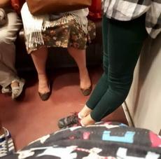 这腿是假的吧?