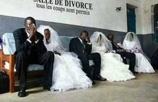 加納共和國規定離婚當天要穿著結婚的衣服