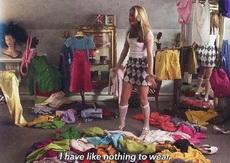 我没衣服穿