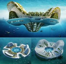 Isla en futuro