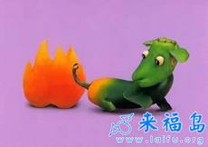 利用素菜水果的搞笑创意8