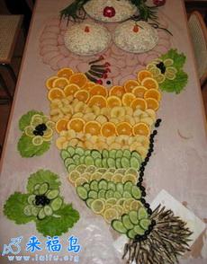 美人鱼大餐